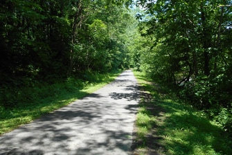 Deckers Creek Rail Trail