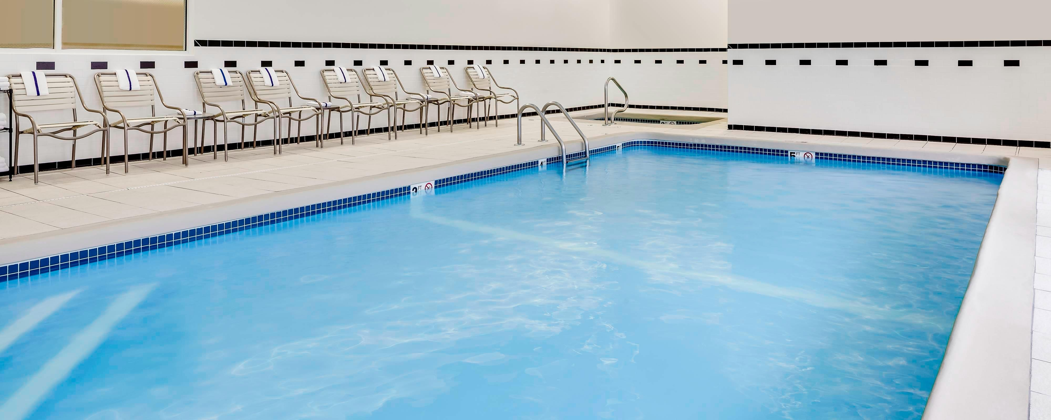 Hotel mit Pool in Manhattan, Kansas
