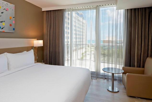 Modern Miami Beach Hotel