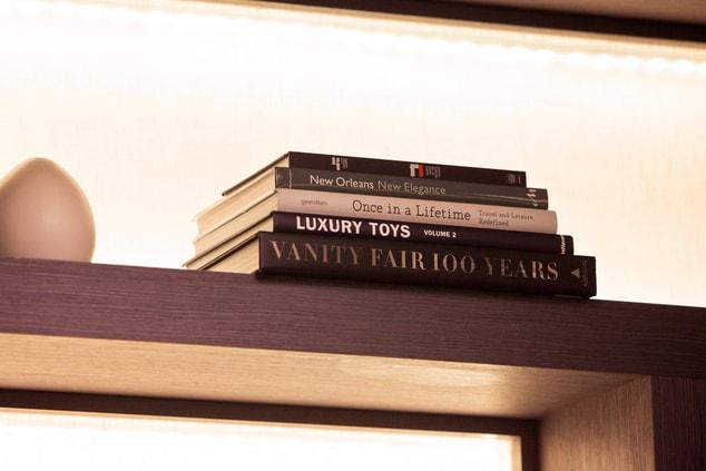 Modern European Hotel Library Miami Beach