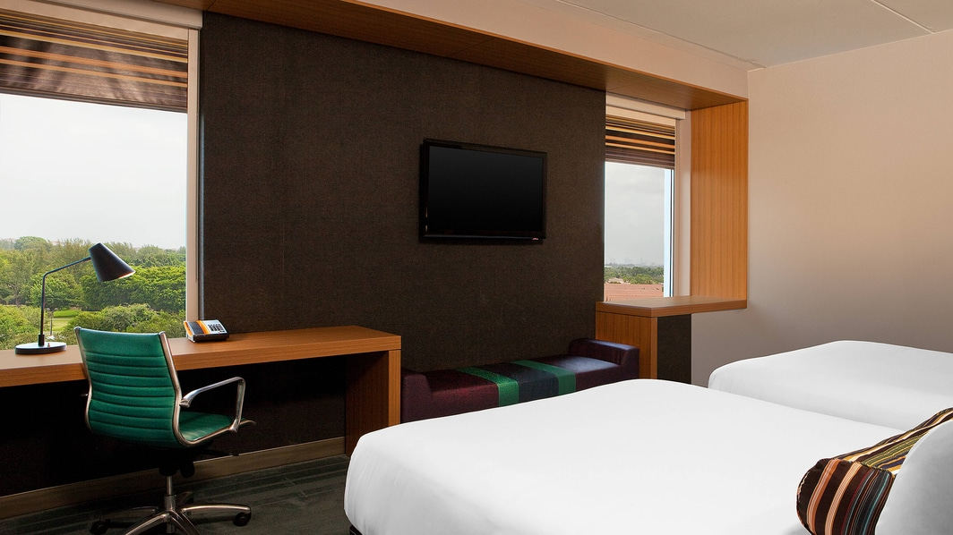 Double/Double Room - View 1