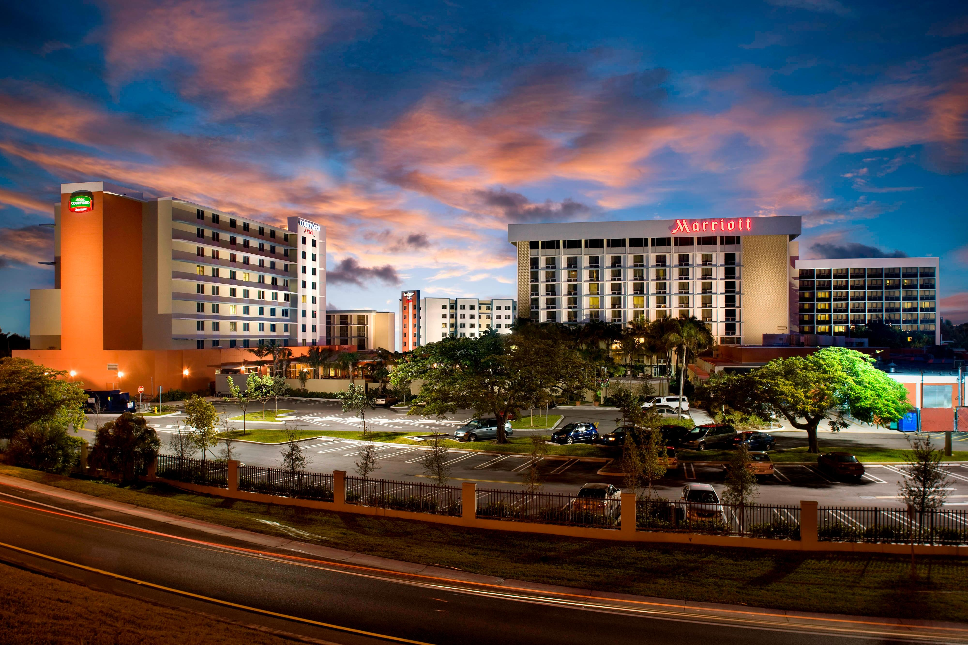 Hotels Near Miami Airport