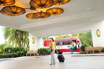 Miami Airport Hotel  Free Shuttle
