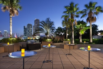 Outdoor Event Venue in Miami