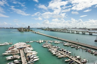 Port of Miami Bay View