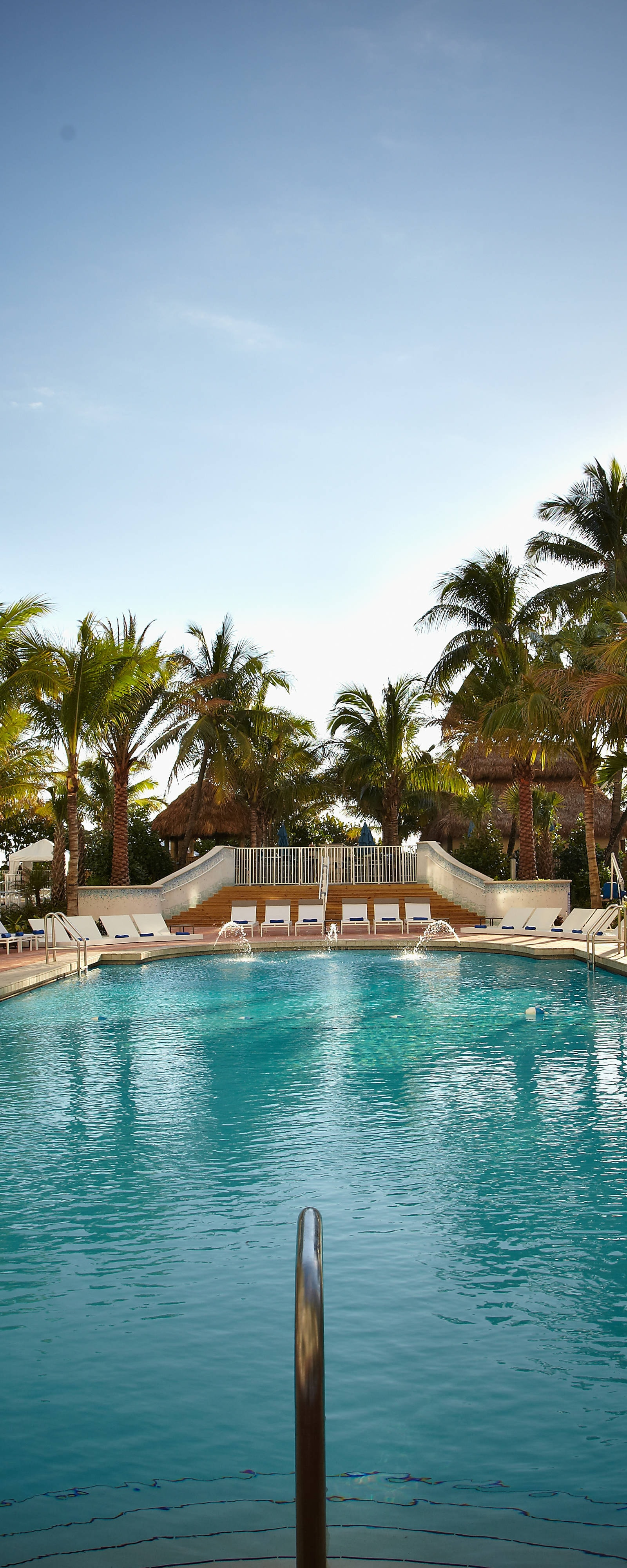 Piscina en Miami Beach
