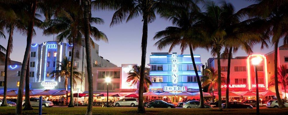 Hotel vicino a Ocean Drive
