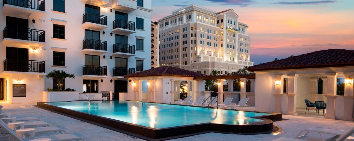 Downtown Coral Gables, FL Hotels | Aloft Coral Gables