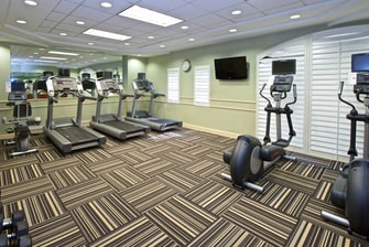 Coconut Grove Hotel Exercise Room