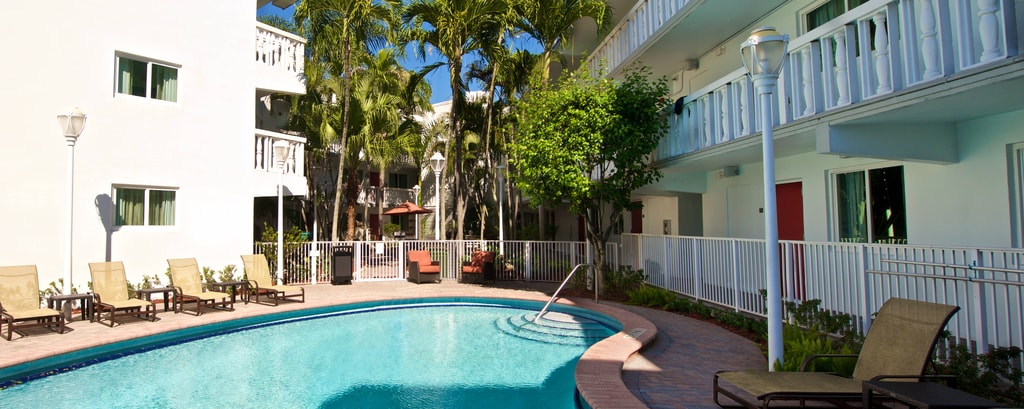 Coconut Grove Hotel Pool