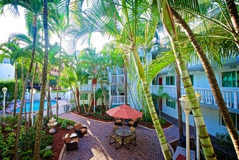 Coconut Grove Outdoor hotel Pool