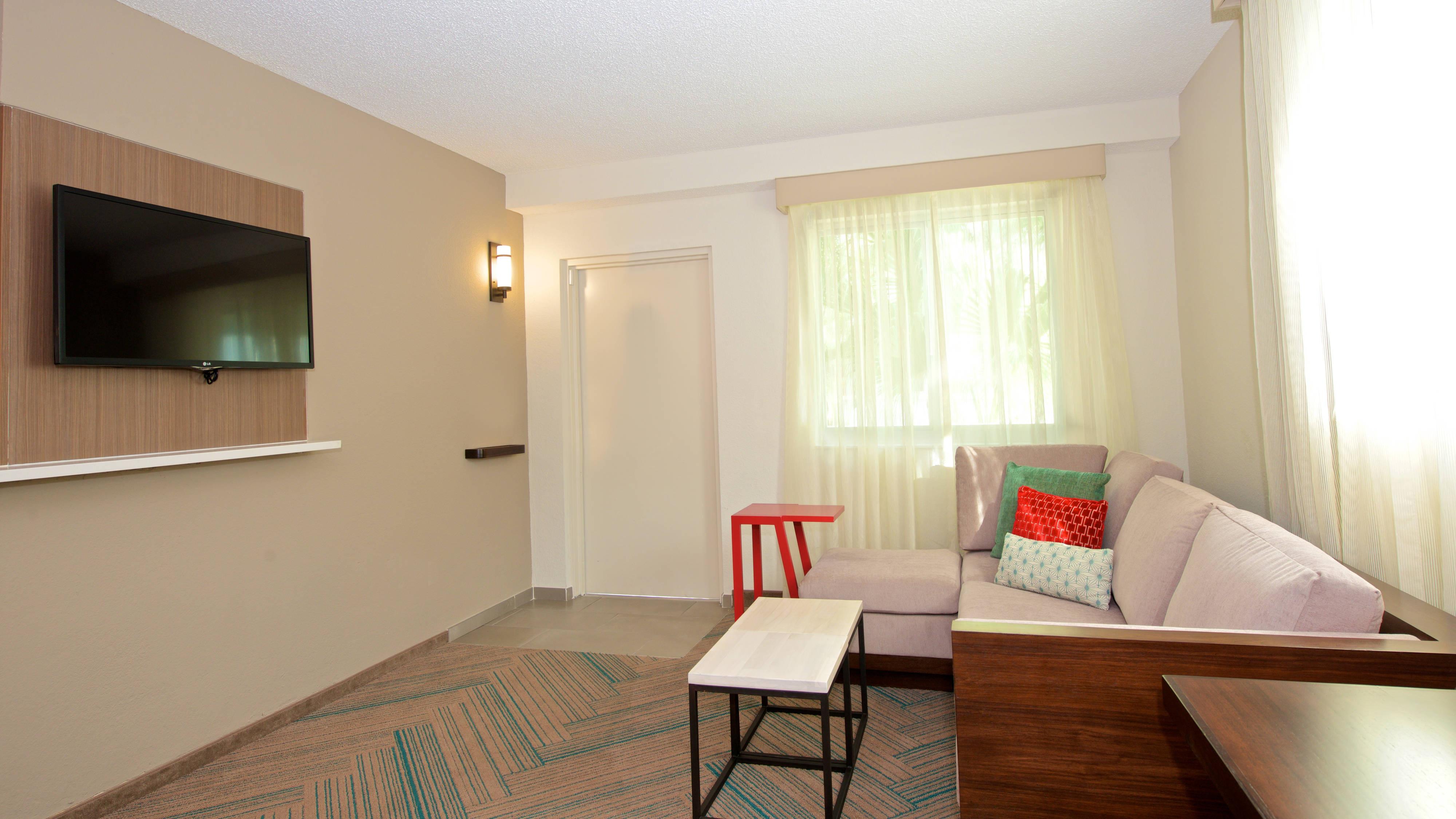 Miami Hotel One Bedroom Suite