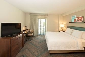 Coconut Grove Hotel King Room