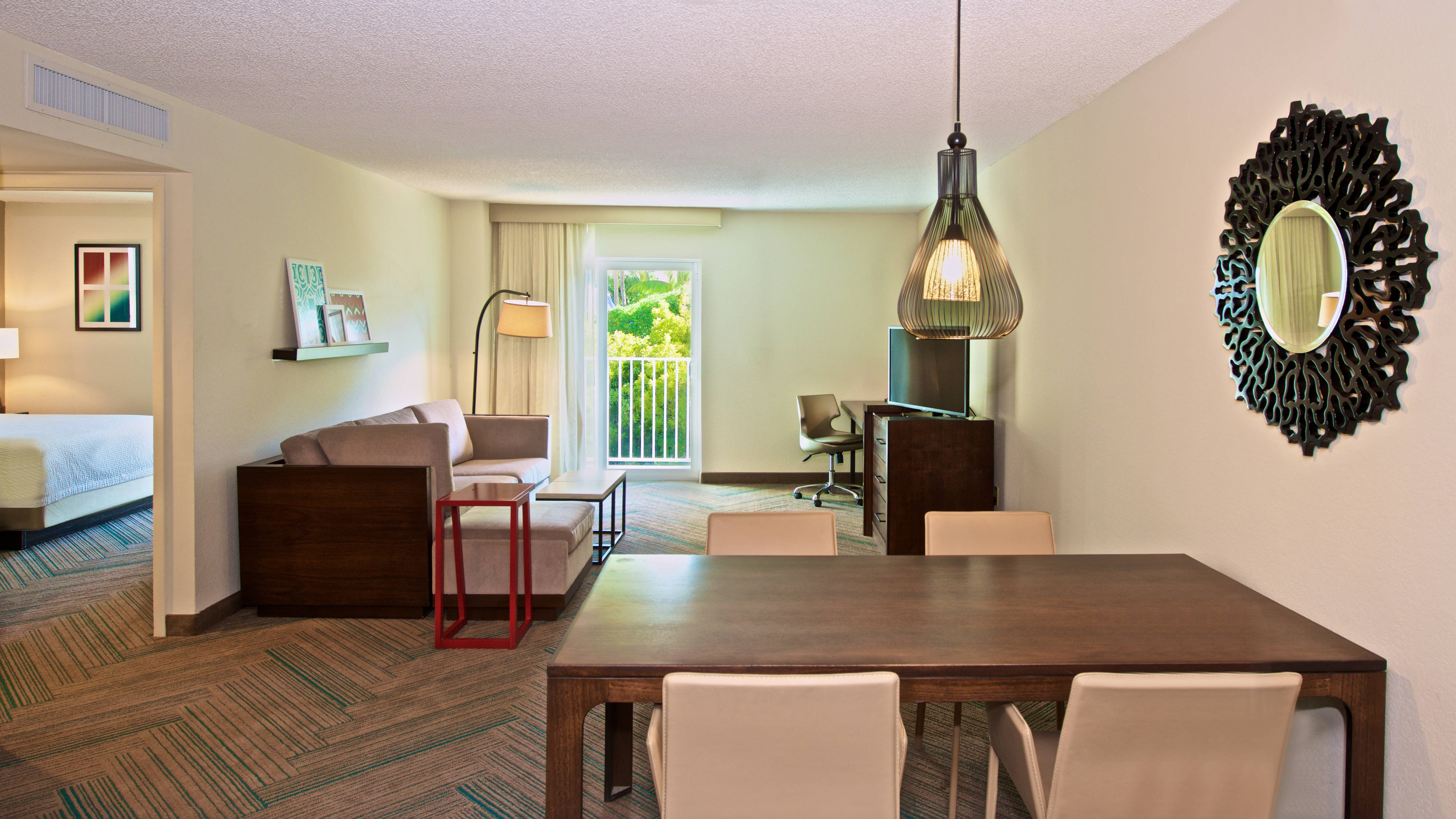 Coconut Grove Hotel Suite accommodations