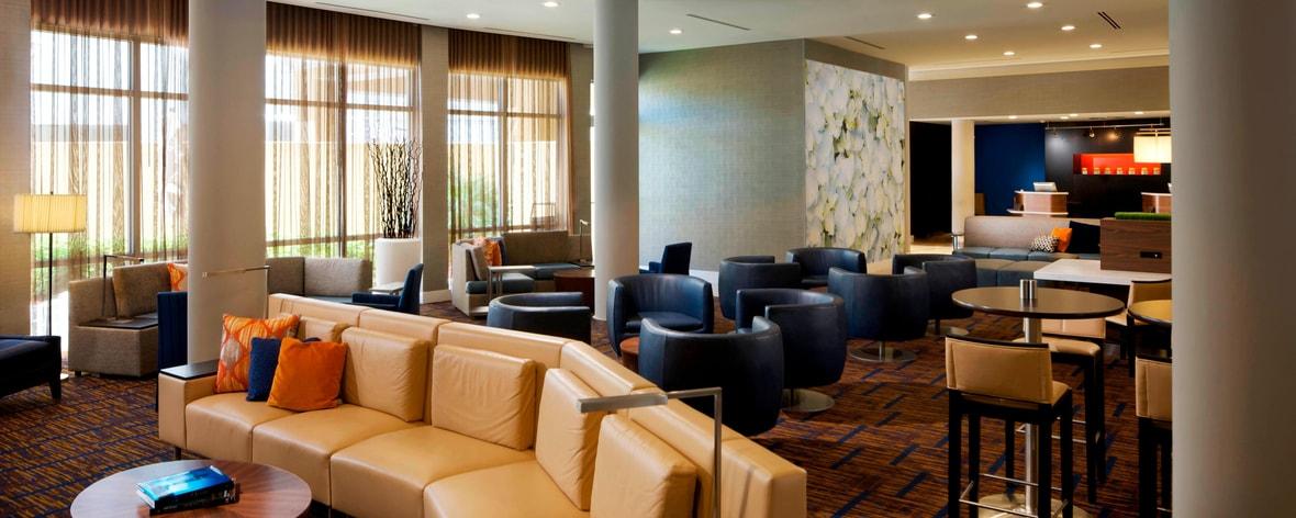 Lobby - Sitzbereich