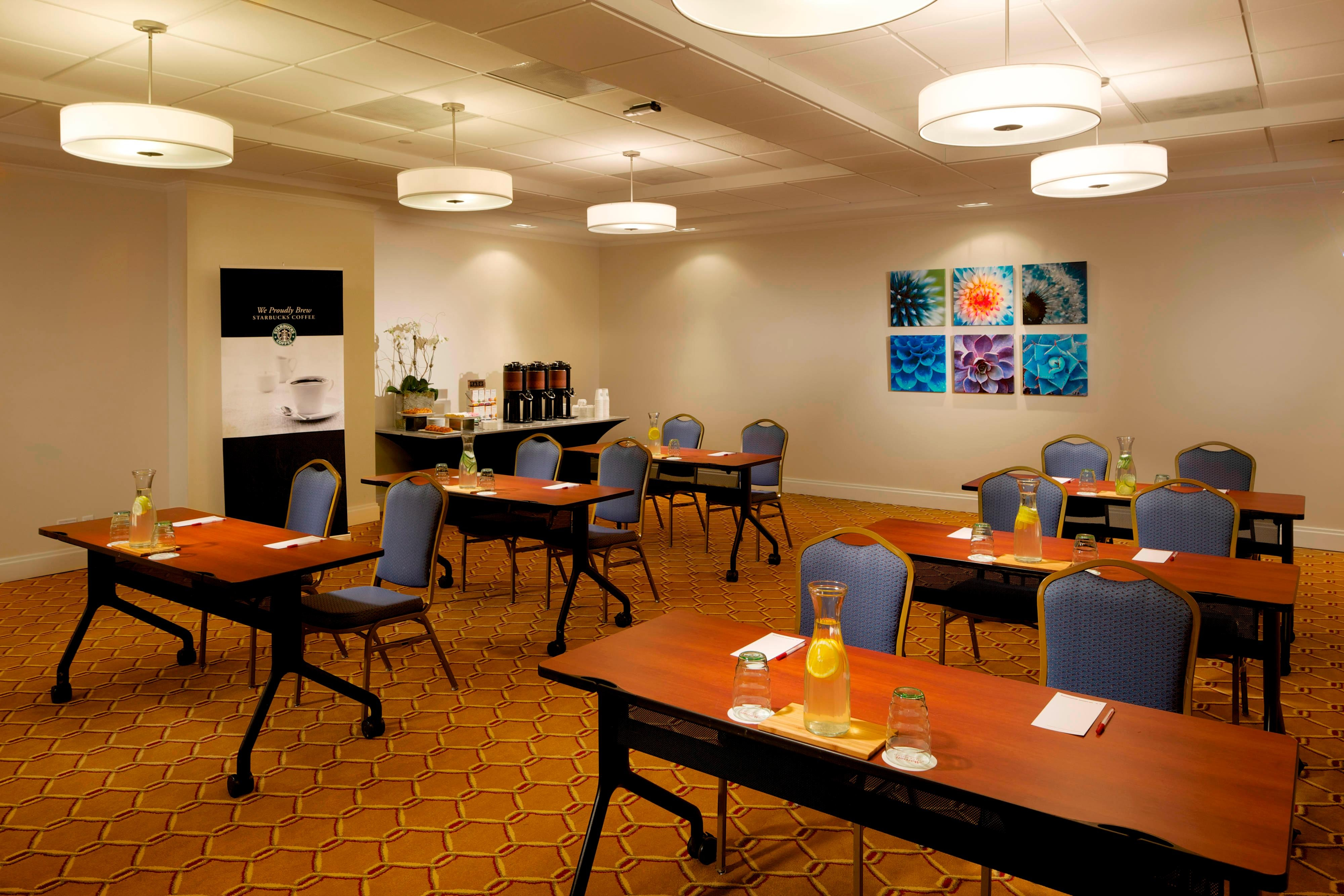Third Floor Conference Center – Classroom Setup