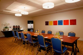Third Floor Conference Center – Boardroom Setup