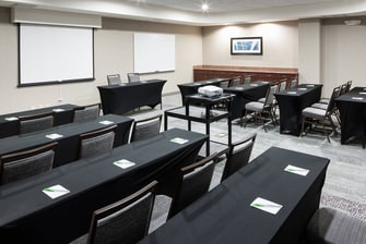 Meeting room class room set-up