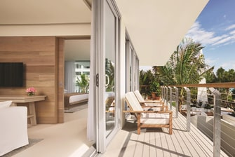 Premiere Bungalow Suite am Meer