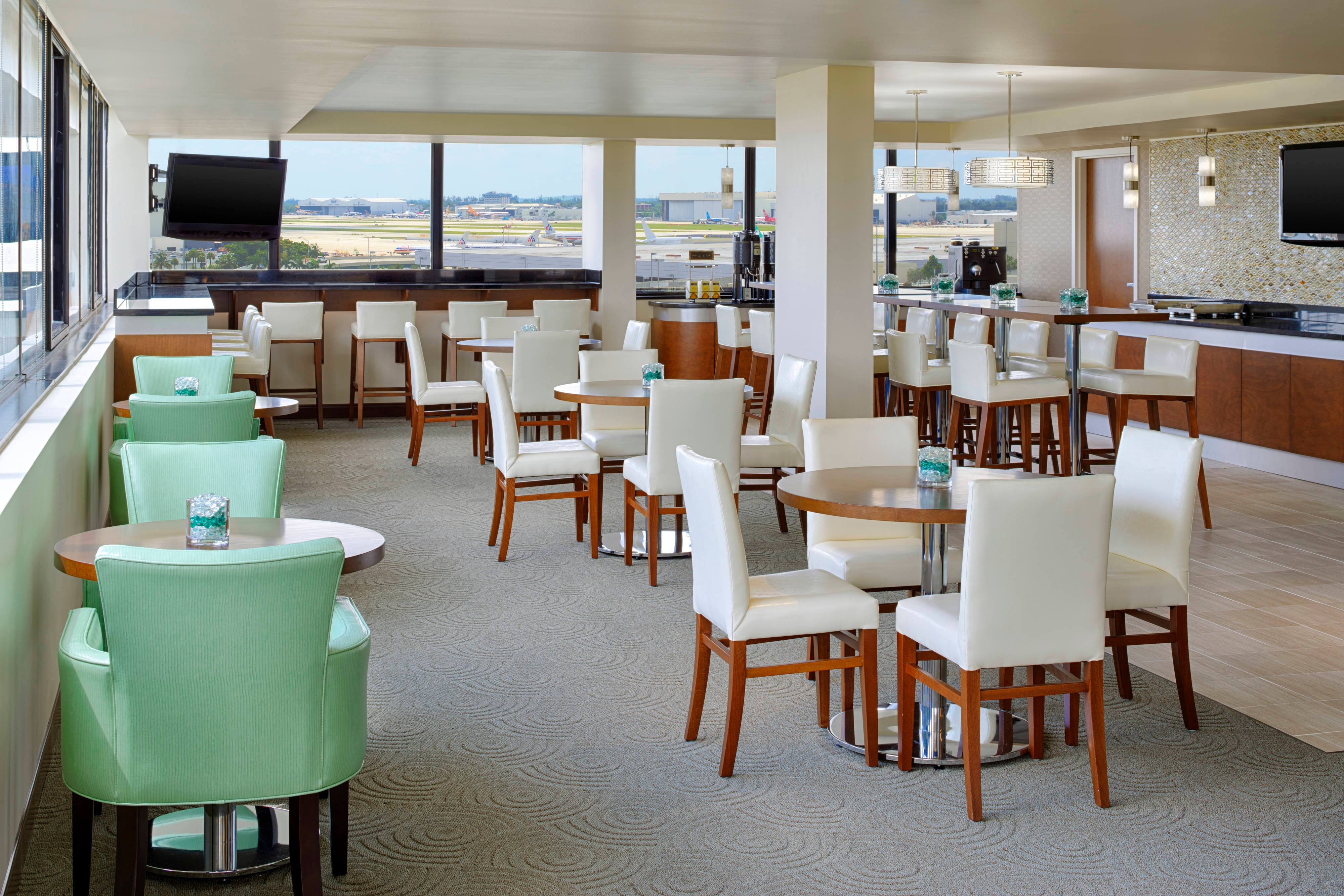 SPG Club Lounge