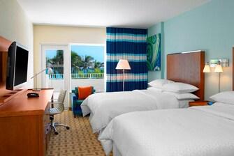 2 Double Bed Oceanfront