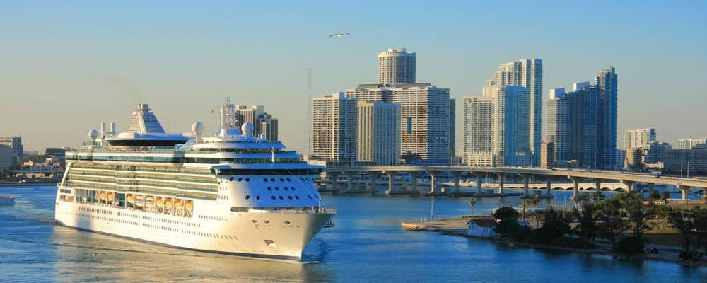 Miami Cruise Port hotel