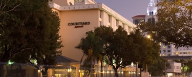 Courtyard Miami Coral Gables