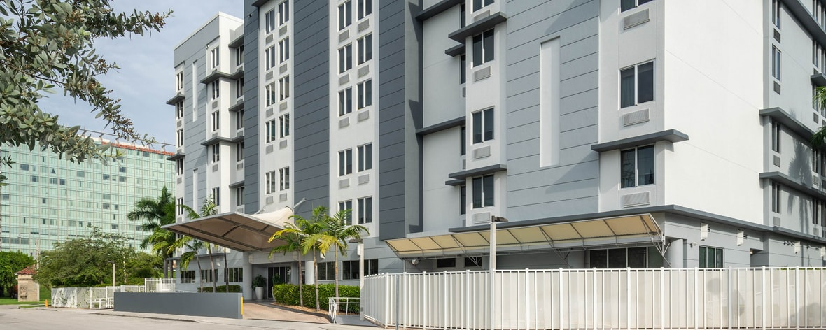 Hotel near Marlins Park | SpringHill Suites Miami Downtown
