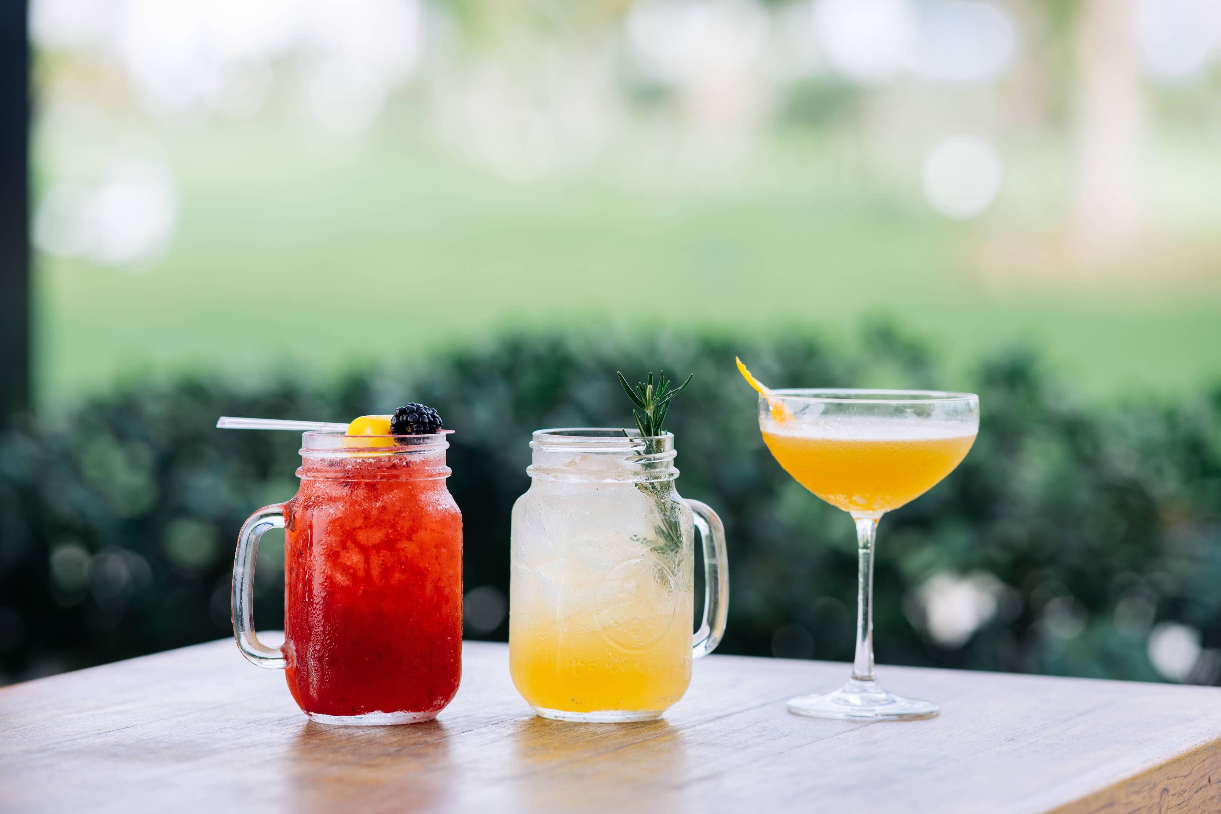 CORSAIR kitchen & bar cocktails
