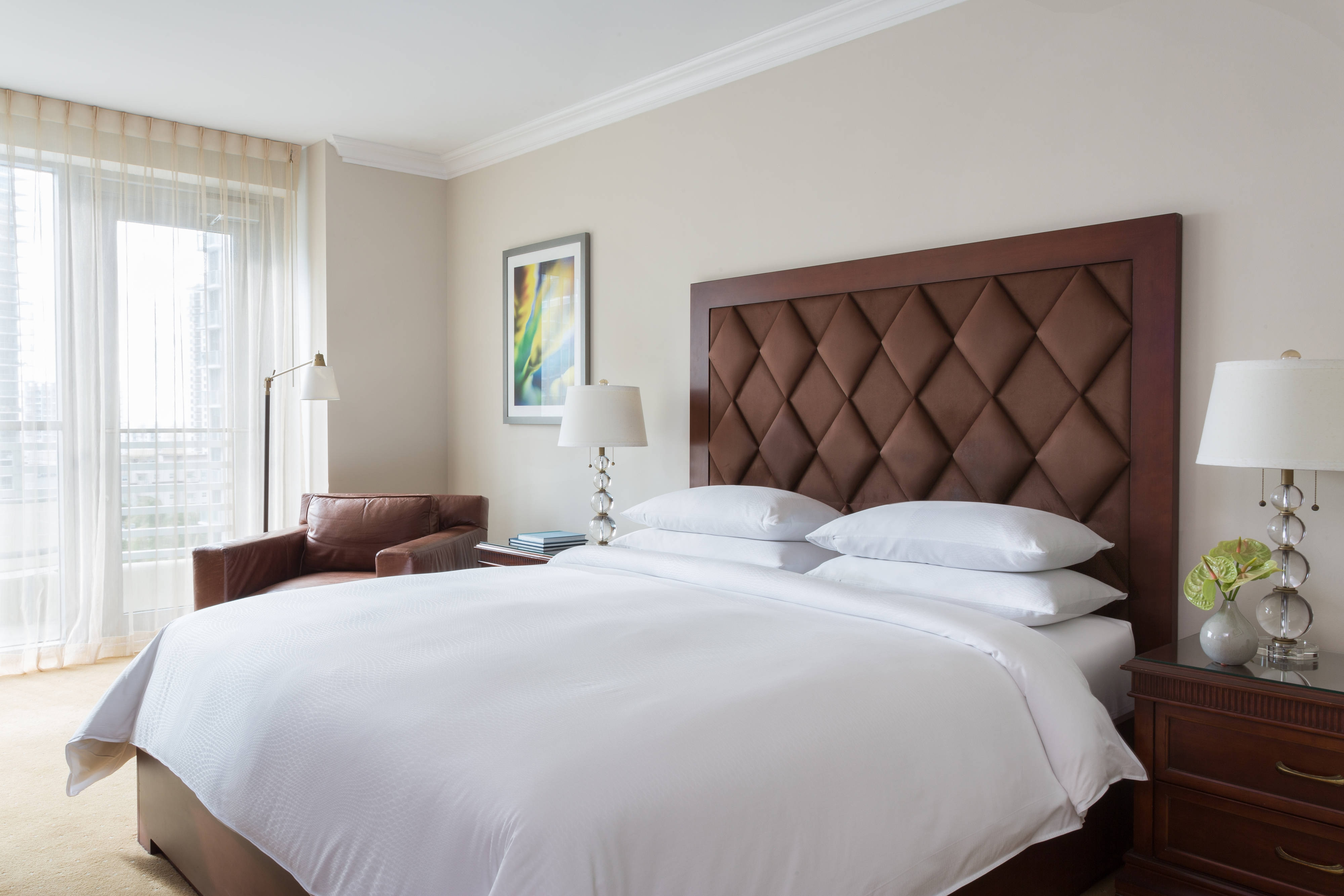 King Concierge Level Guest Room