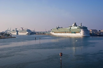 Port of Miami Cruise Ships