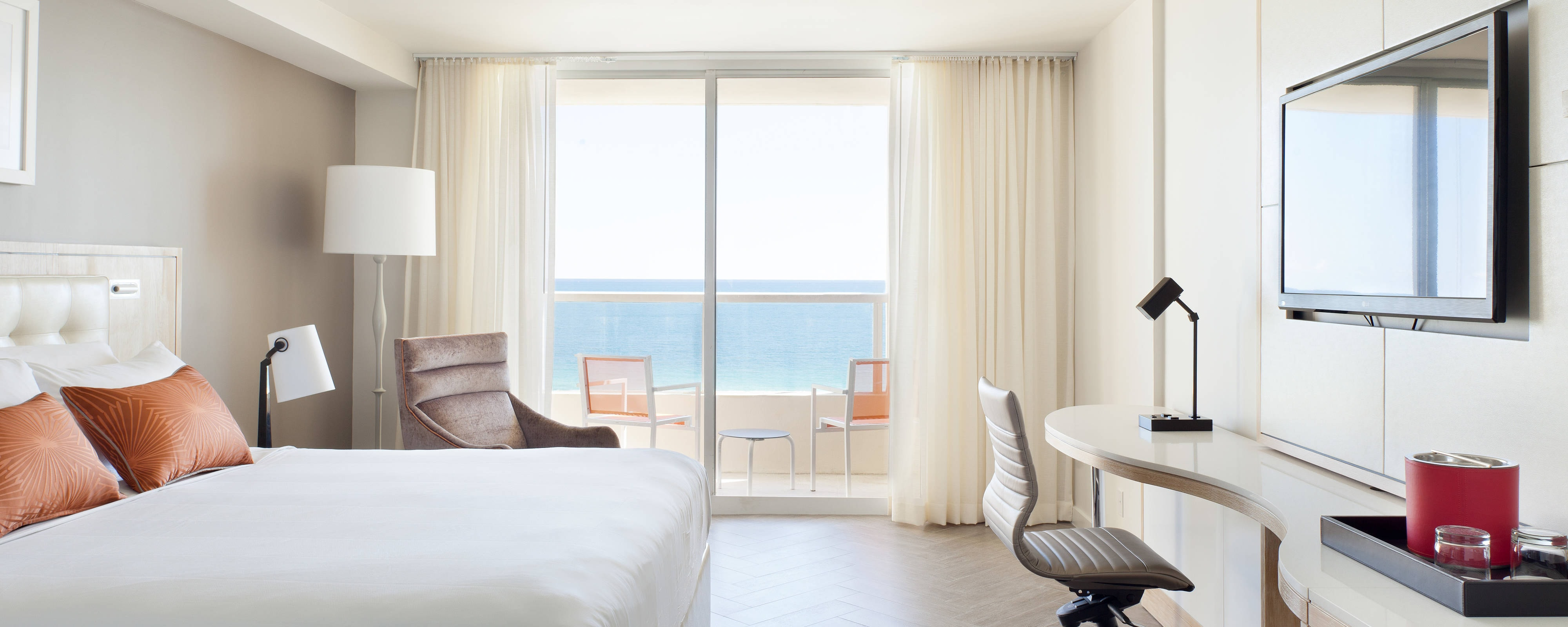Oceanfront Hotel Rooms Miami Beach