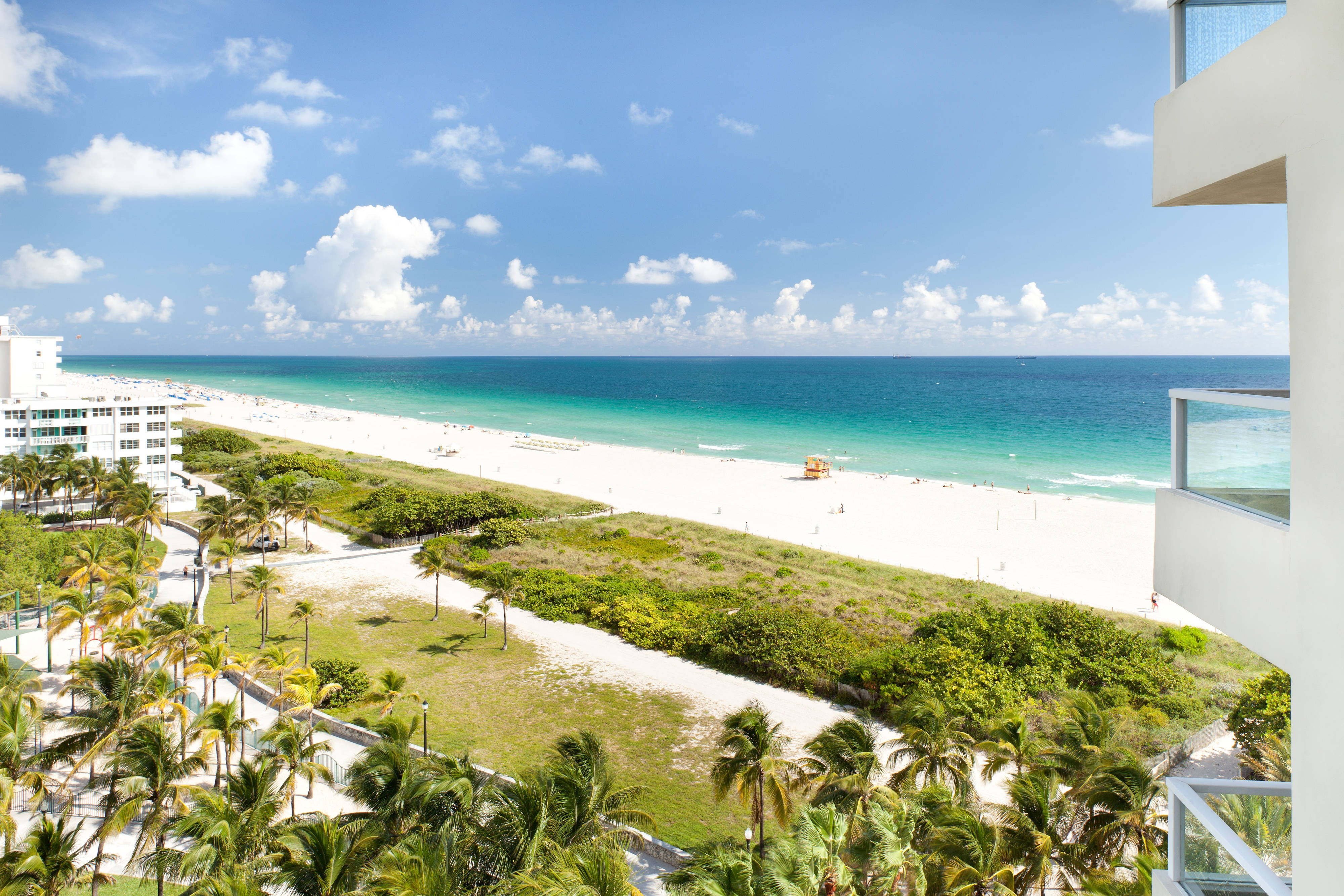Miami Oceanfront Hotels