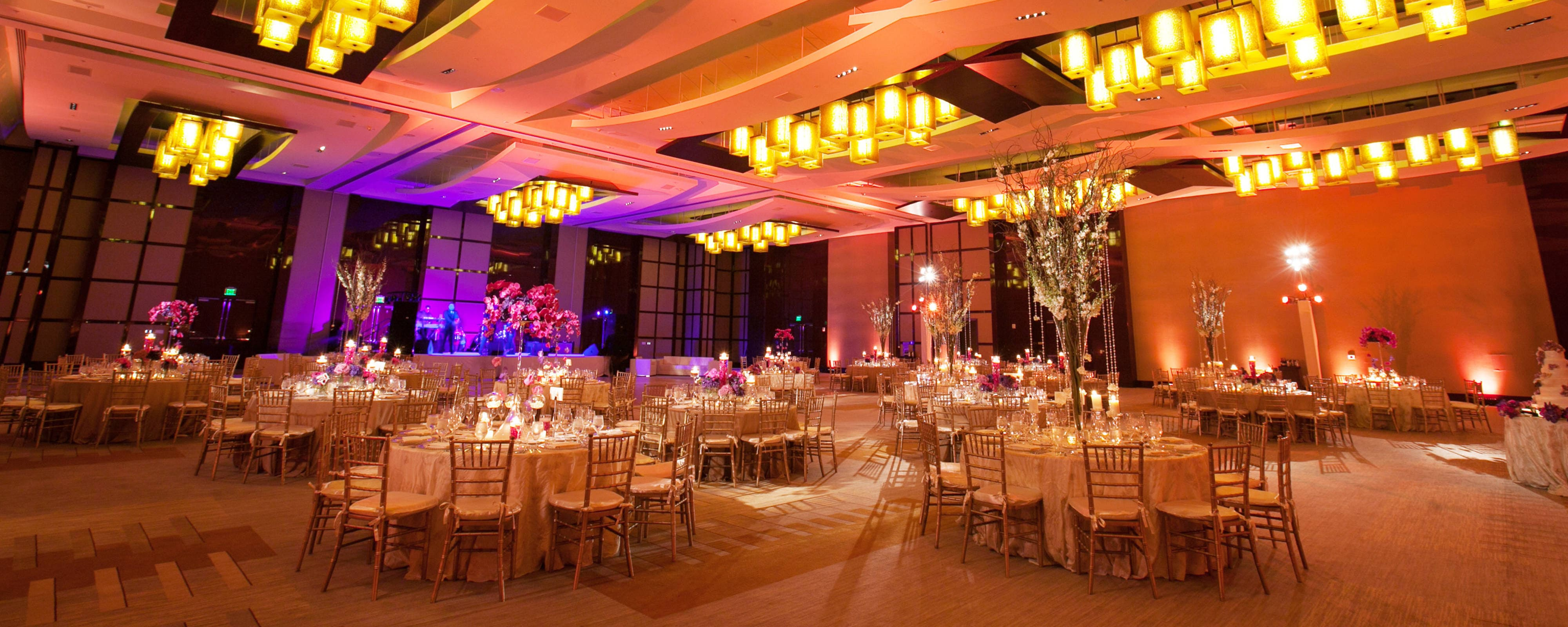 Wedding Venue Amp Hotel In Miami Jw Marriott Marquis Miami