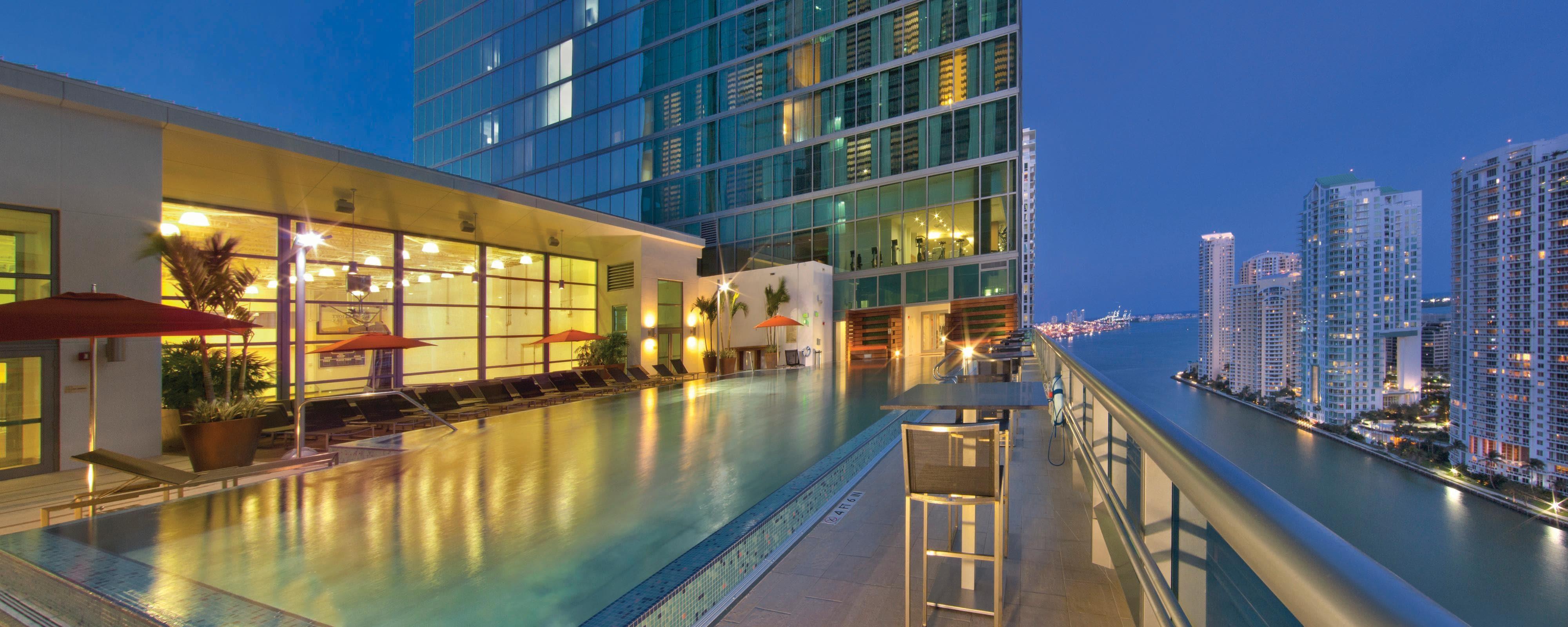 Fitnessstudio Des Hotels In Miami Freizeitaktivitäten Im Jw