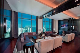 Presidential Suite, Downtown Miami