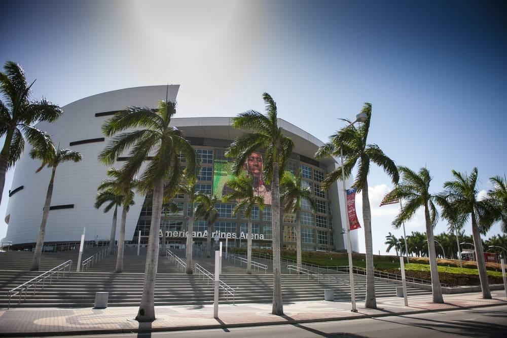 American Airlines Arena Aventura hotels