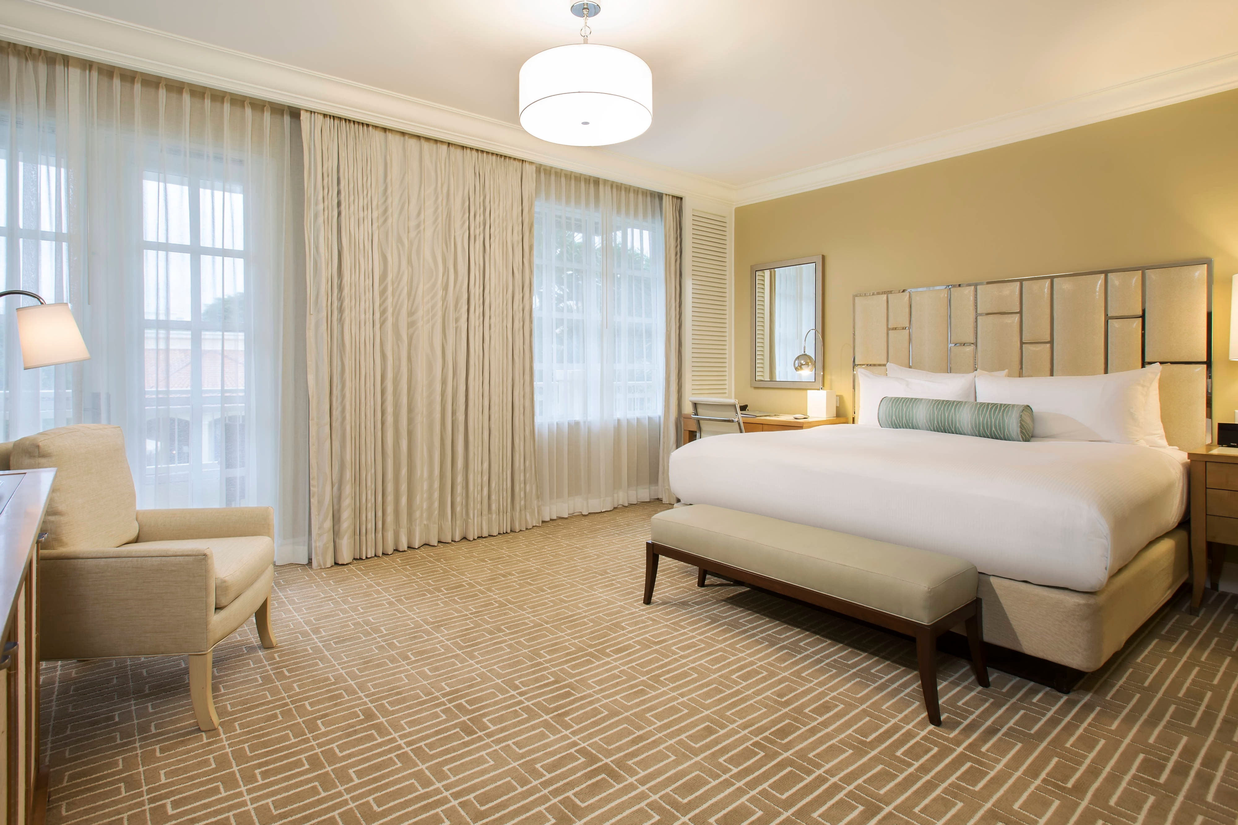 Turnberry King Guest Room