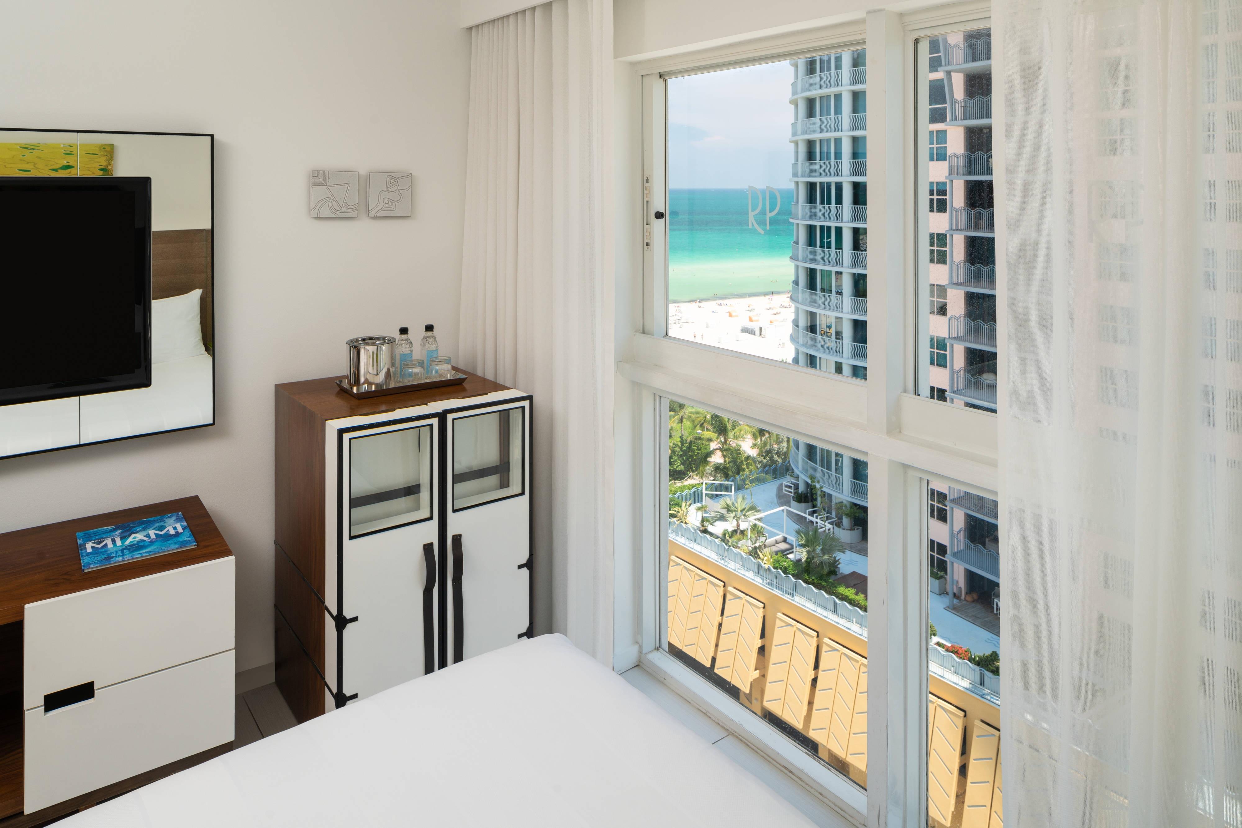 Habitación Art Deco Deluxe con dos camas individuales
