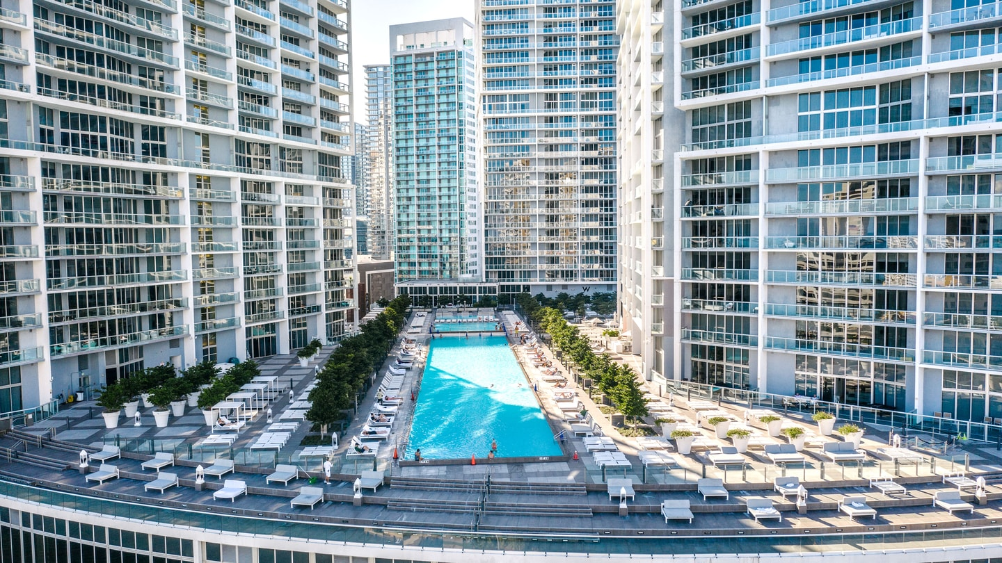 Luxury Downtown Miami Hotels