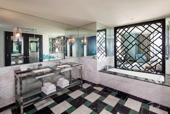 Mega Guest Bathroom