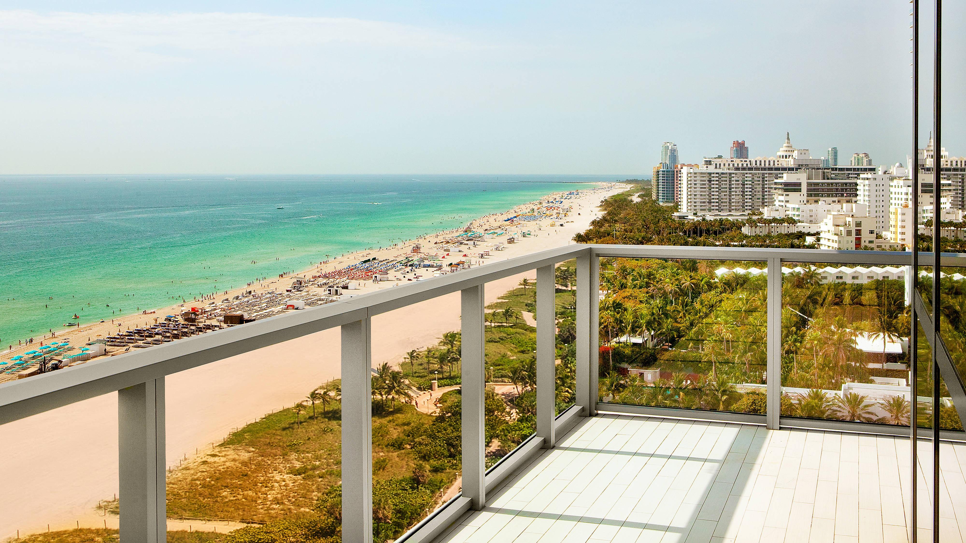 E-Wow Balcony View