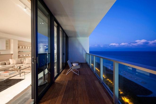 Renovated EWOW Balcony