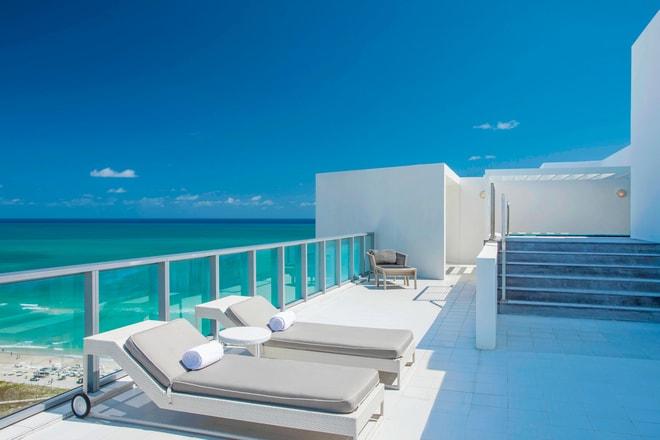 Penthouse 8 Suite - Terrace
