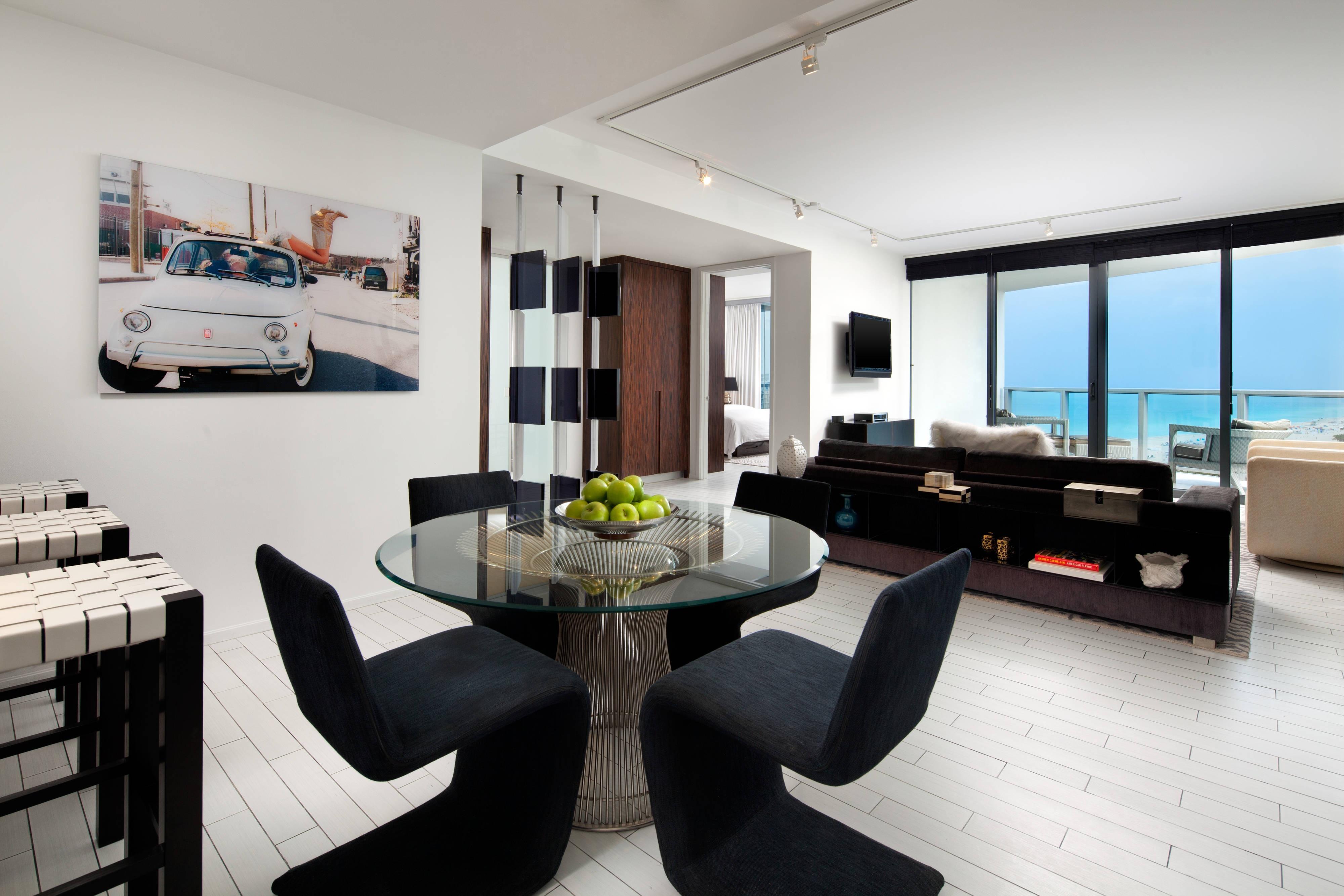 Suite Sensational - Sala de estar