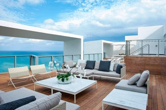 Renovated Penthouse Terrace