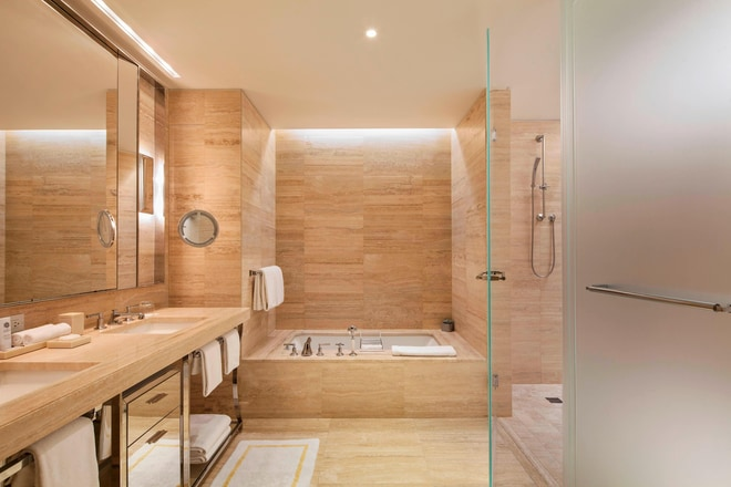 Astor Junior Suite - Bathroom