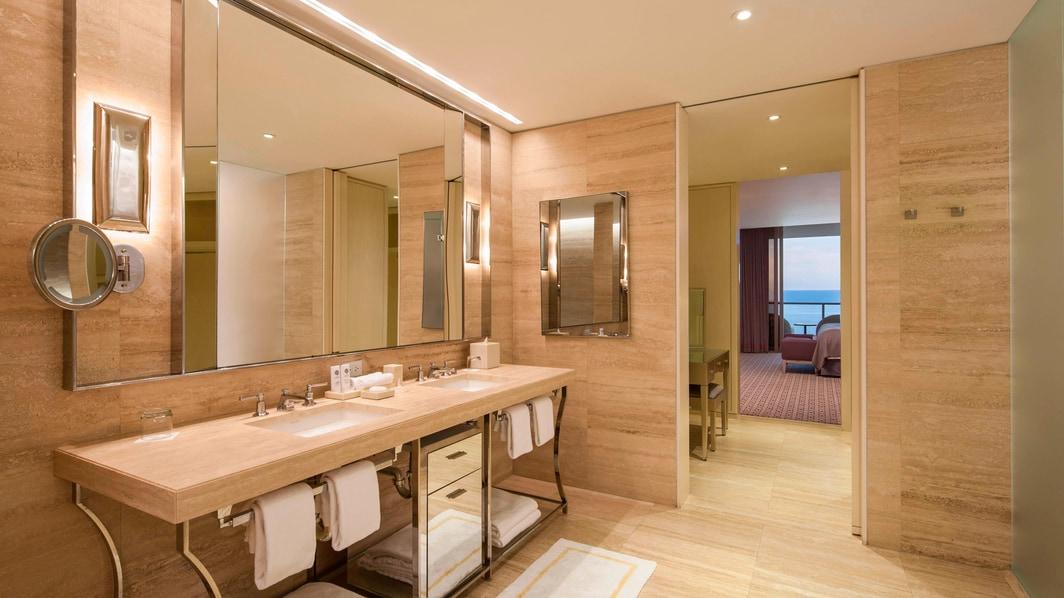 Suite Imperial - Baño principal