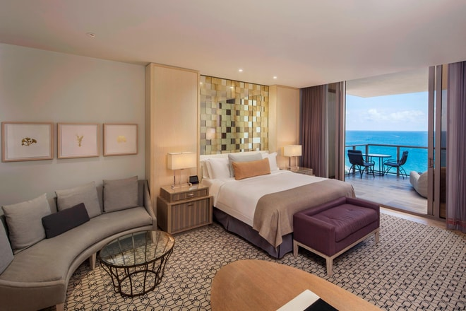 Grand Luxe Oceanfront King Room