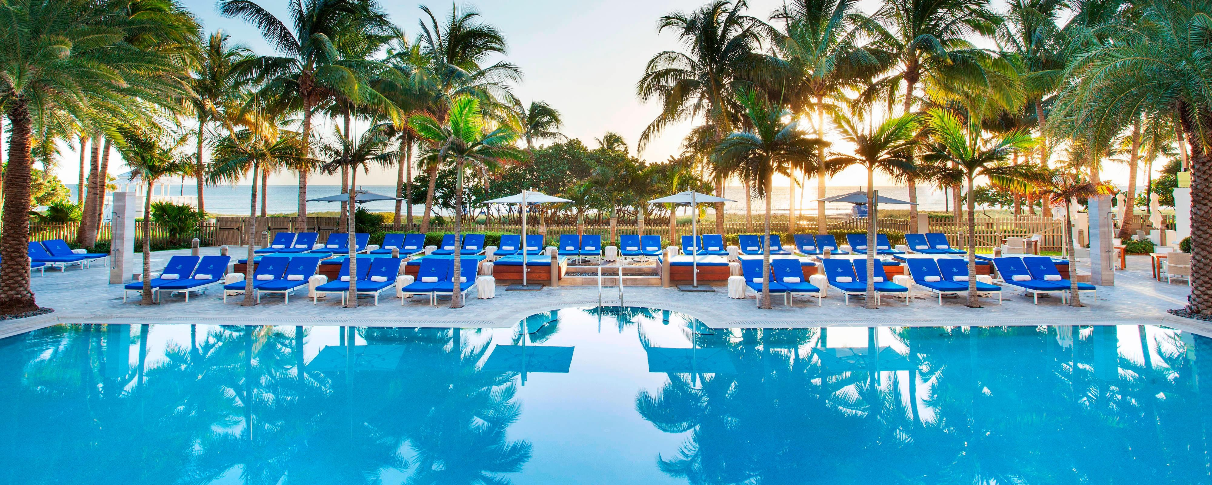 Luxury Hotel In Bal Harbour Miami Beach The St Regis Bal